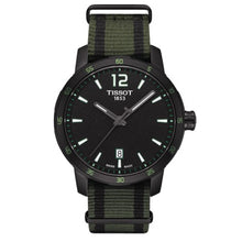 Load image into Gallery viewer, Tissot Men's T-Sport Quickster Nato Black Dial Watch