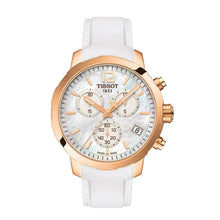 Load image into Gallery viewer, Tissot Women's Dress Sport Chronograph Mother of Pearl Dial Watch