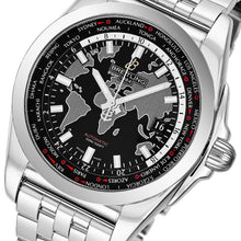 Load image into Gallery viewer, Breitling Men's Galactic Unitime Black Dial Swiss Automatic Watch