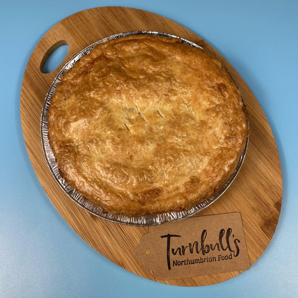 Family Steak Pie - Turnbull's Northumbrian Food