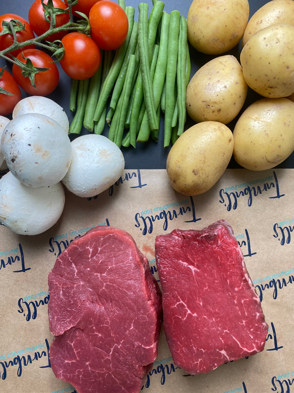 Fillet Steak Night Meal Kit