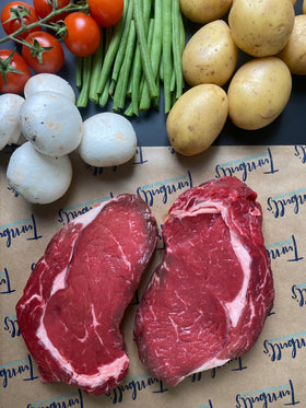 Ribeye Steak Night Meal Kit