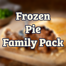 Frozen Pie Family Pack