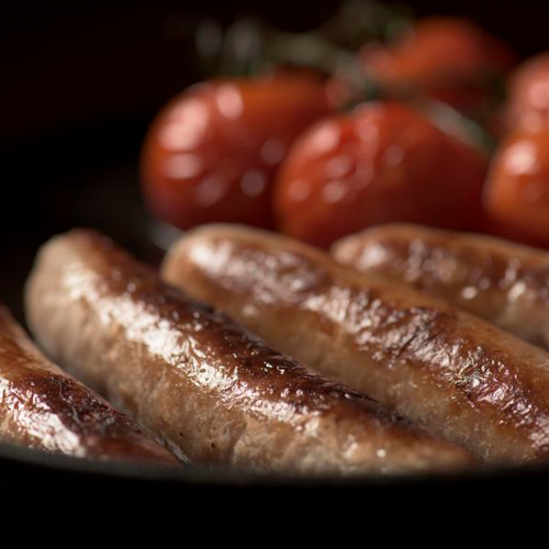 Thick Traditional Pork Sausages 450g