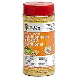 Yellow Superfood Levure nutritionnelle (Tx) 100g