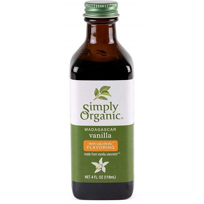 Simply Organic Extraits Vanille de Madagascar 59ml