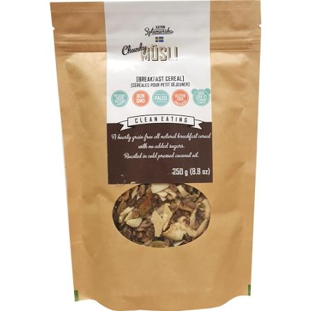 KZ Clean Eating Cereale chunky muesli 250g