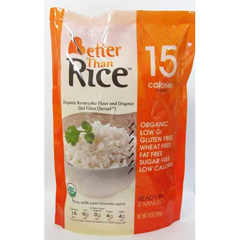 Better than Rice Riz de Konjac 385g