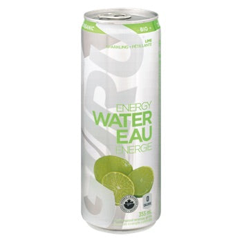 Guru Eau Energie Lime (Tx) 355ml
