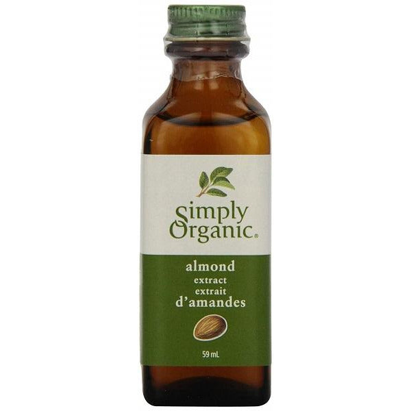 Simply Organic Extraits Amandes 59ml