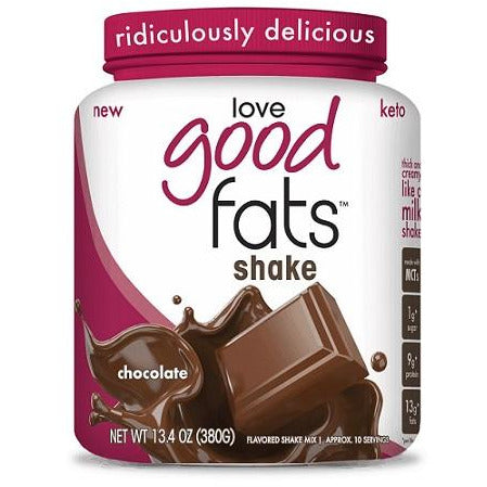 Love Good Fats Shake Chocolat (Tx) 400g