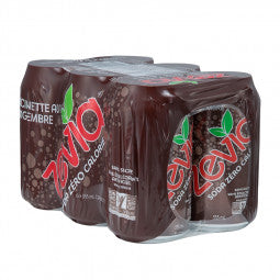 Zevia Rootbeer 6-Pack (Tx) 6 X 355ml