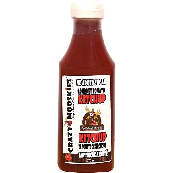Crazy Mooskies Ketchup Original 350ml
