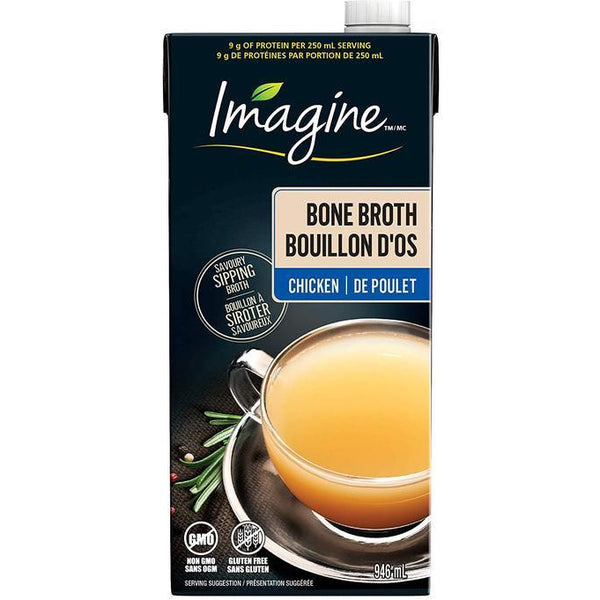 Imagine Bouillon d'os 946ml