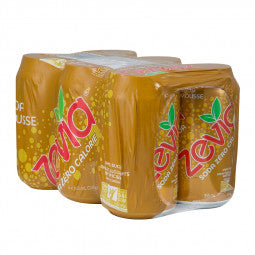 Zevia Soda Mousse 6-Pack (Tx) 6 X 355ml