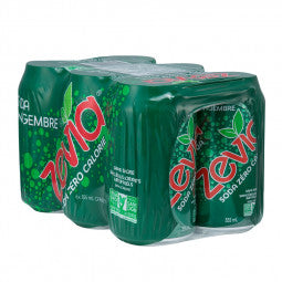 Zevia Ginger Ale 6-Pack (Tx) 6 X 355ml