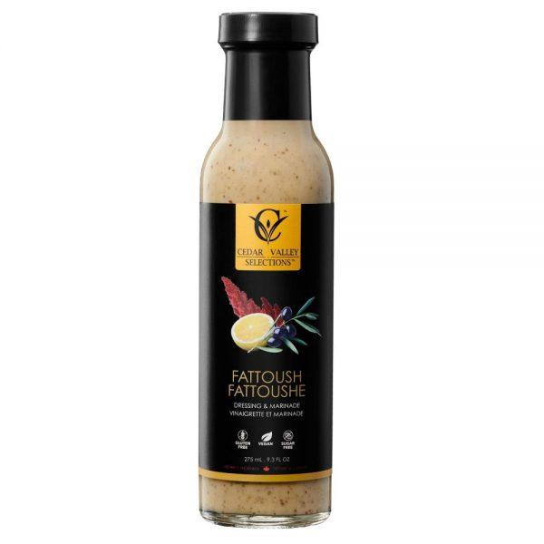 Cedar Valley Vinaigrette Fattoushe 275ml