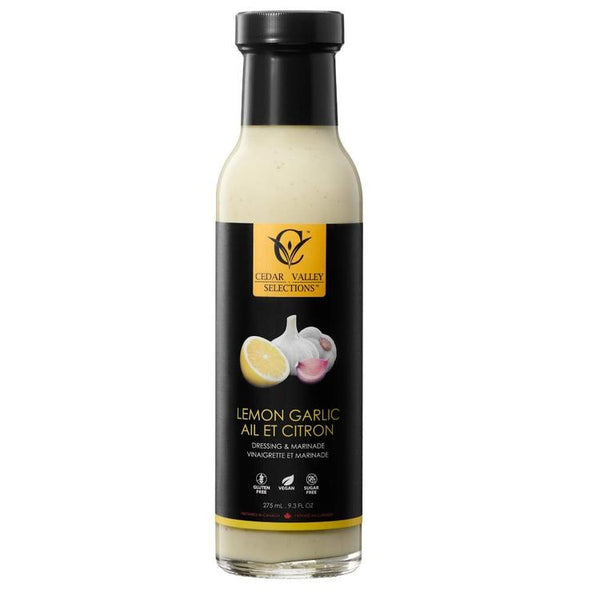 Cedar Valley Vinaigrette Citron Ail 275ml