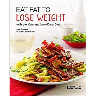 Livre Eat Fat To Lose Weight
