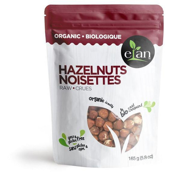 Elan Noisettes Crues 165g
