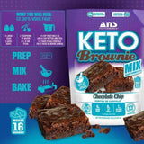 ANS Performance Melange a Brownies 395g