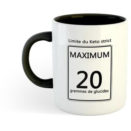 Decoludik Tasse Maximum 20g de glucides TX