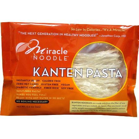 Miracle Noodle Dry Kanten Pasta 200g