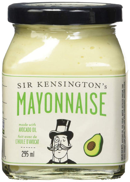 Sir Kensington's Mayonnaise à l'huile d'avocat 295ml