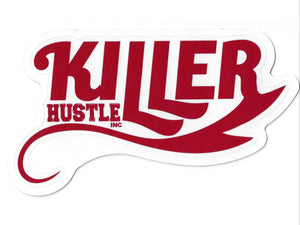 "Killer Hustle Inc. - sticker (4.5"" × 3"")"