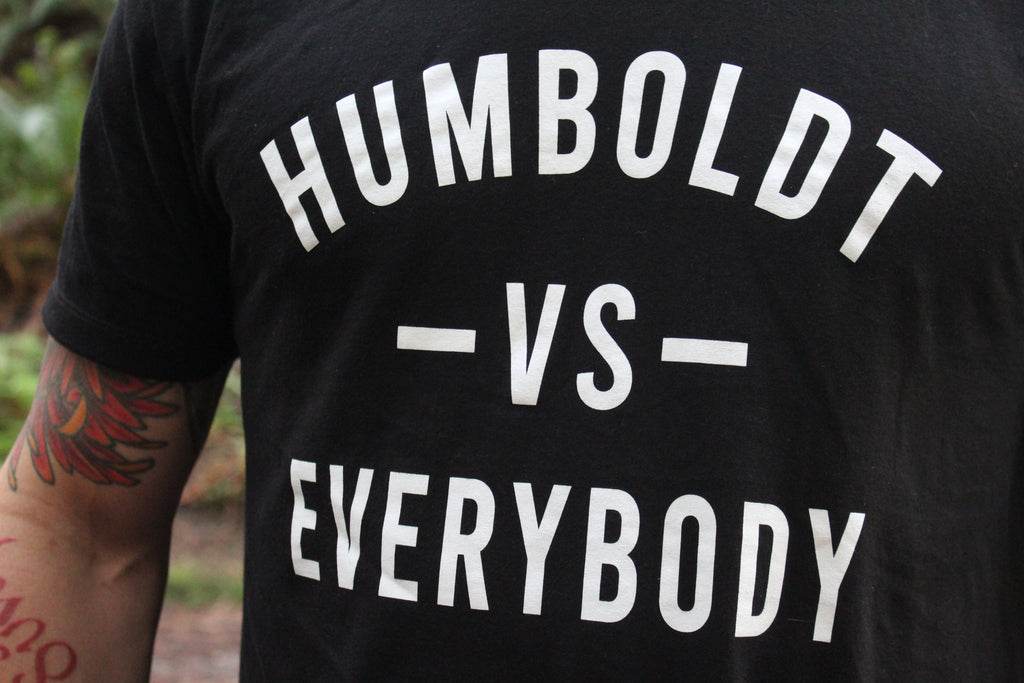 Humboldt vs Everybody - Black