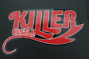 Killer Hustle Large Sticker