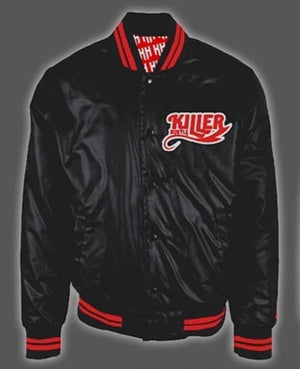 Killer Hustle Team Satin Jacket