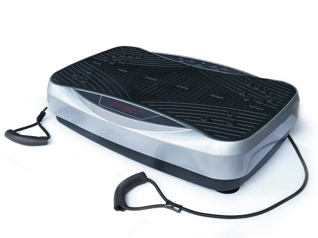 VT017 Full Body Vibration Platform Fitness Machine - Pivotal Oscillation 5-10Hz