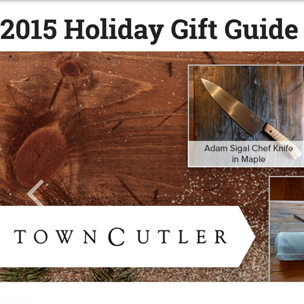 Chowhound - Holiday Gift Guide