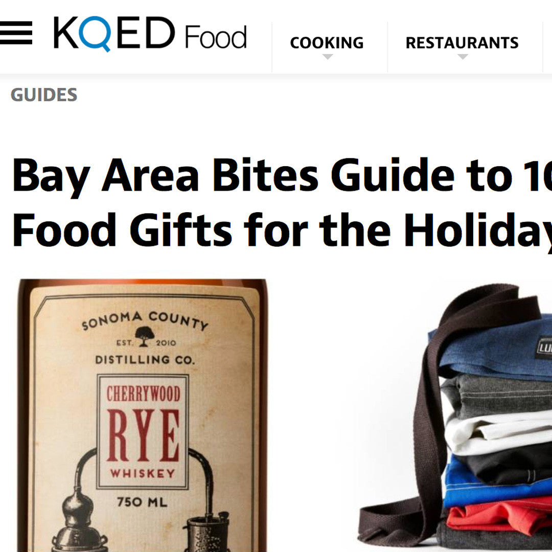 KQED - 2016 Holiday Gift Guide