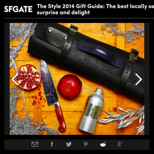 The San Francisco Chronicle - The Style 2014 Gift Guide