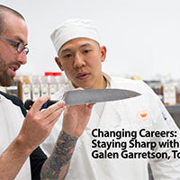 Changing Careers: Staying Sharp with Galen Garretson