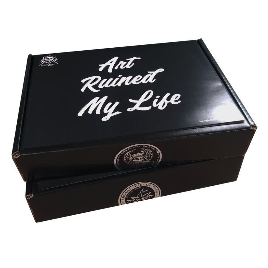 ART RUINED MY LIFE GIFT BOX