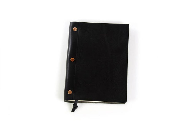 Customized Debossed Rustic Italian Notebooks