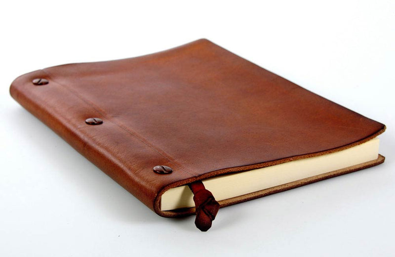 Cool Engraved Writing Book with Bookmark