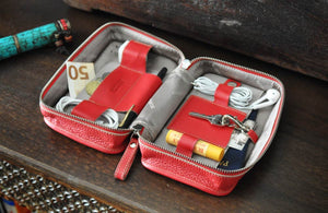Red Technology Accessories Cases