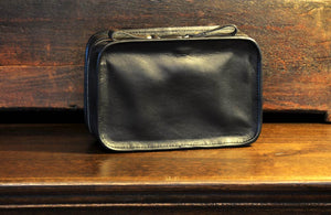 Italian Leather Travel Carryall