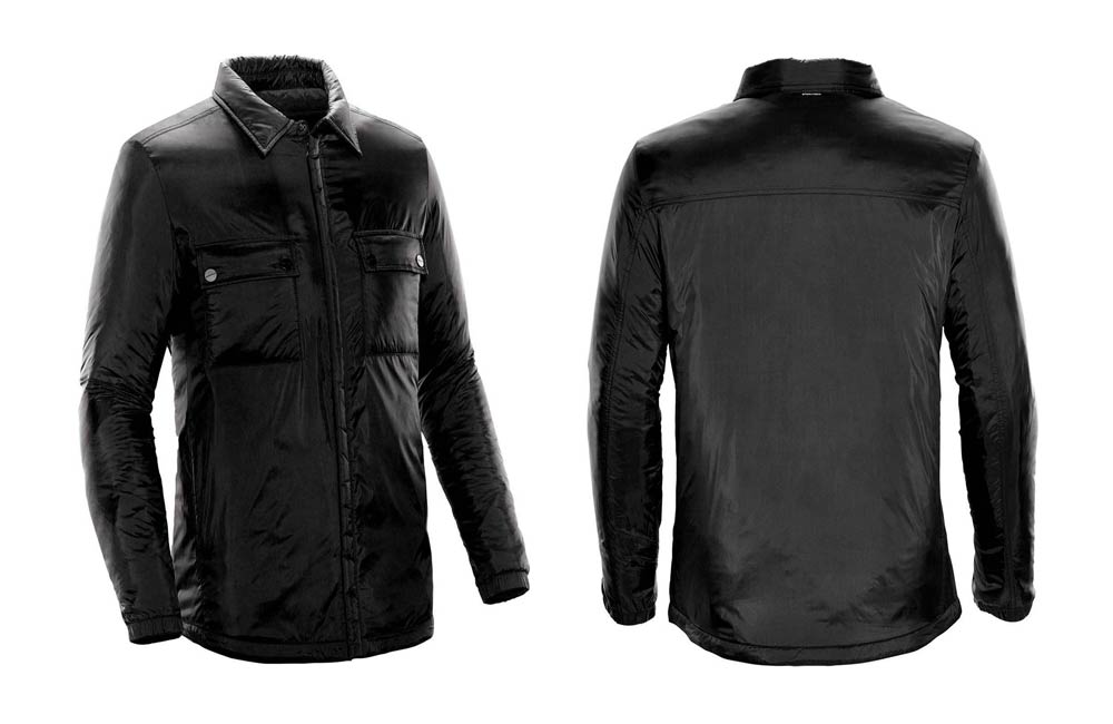 Men's Jupiter Thermal Jacket in Black
