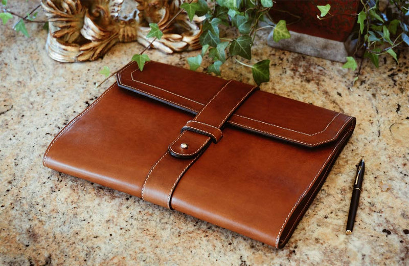 Top 10 Best Blank Leather Padfolios