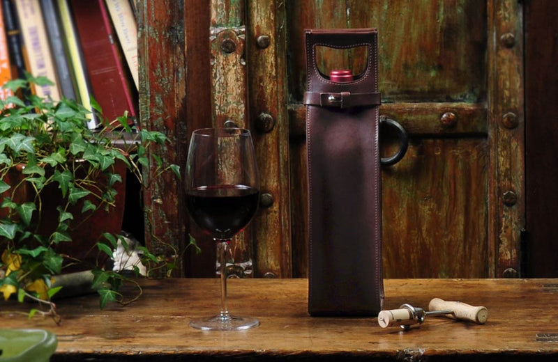 Top 10 Best Leather Wine Carriers