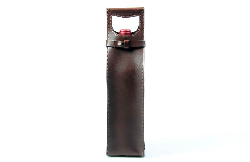 Brown Leather Spirits Gift