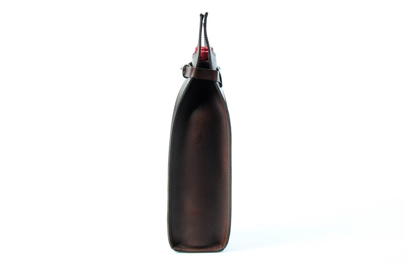 Portable Bottle Holder with Debossed Company Logo