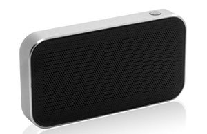 Silver and Black NANO Bluetooth Speaker