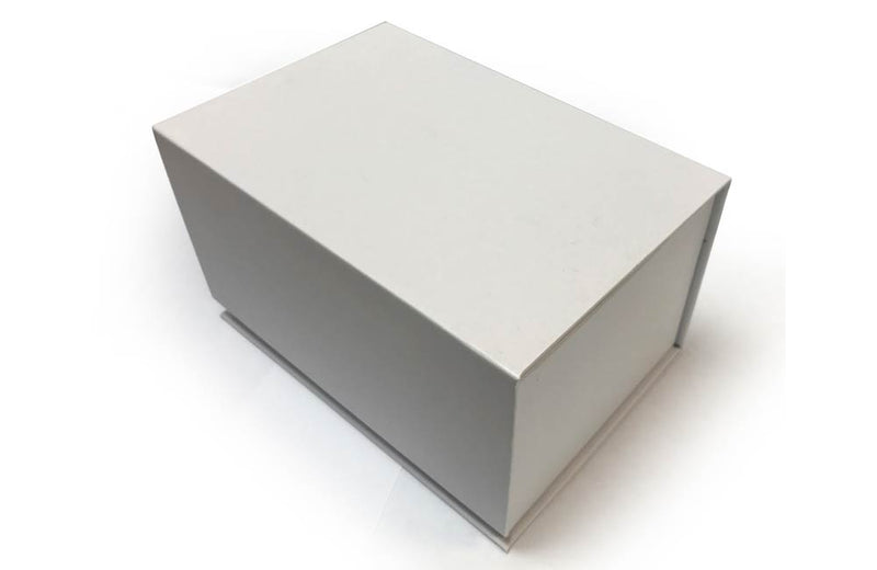 Executive White Gift Box