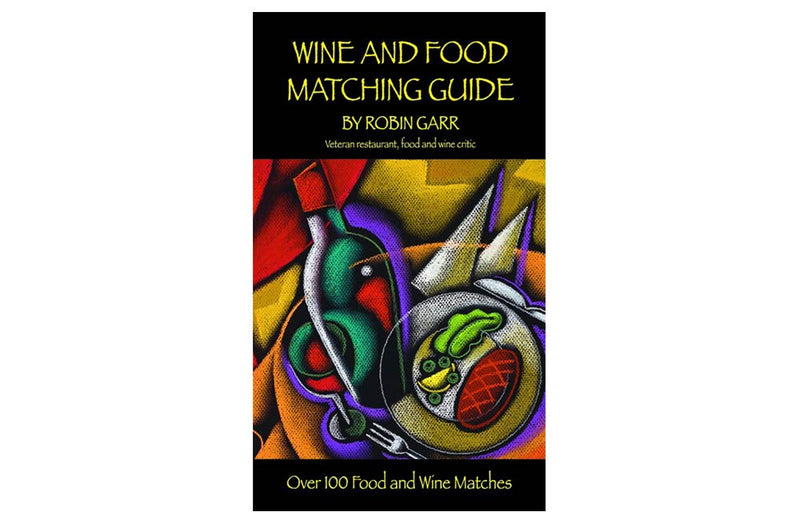 Wine and Food Matching Guide Book